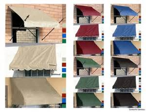 Diy Awnings For Home Diy Awnings For Window Door 4 6 8 Fabric Awnings Ebay