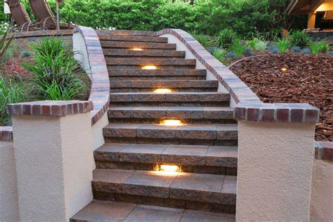 Practical Solutions And Ideas For Paver Patio And Walkway Backyard Steps Ideas