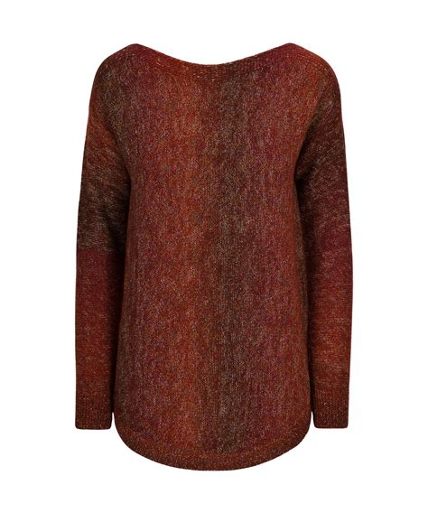 Boat Neck Pullover boat neck pullover sweater rickis