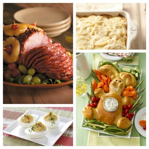 easter dinner ideas easter pinterest