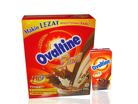 Ovaltine Bubuk Is Ovaltine For You April 2018