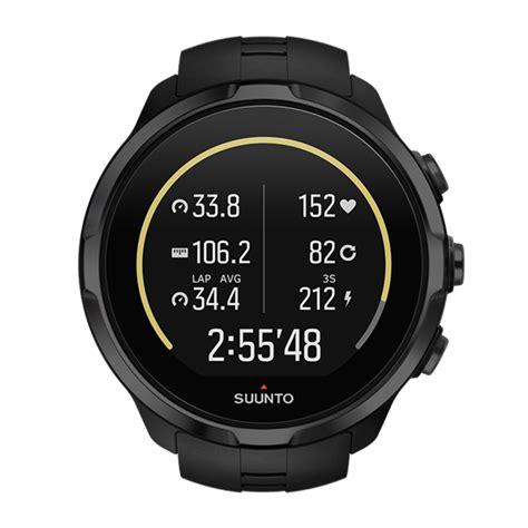 Suunto Spartan Sport Black suunto spartan sport wrist hr all black multisport gps