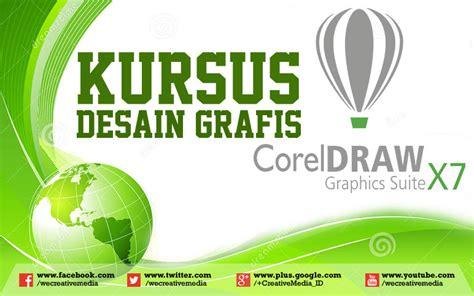 desain grafis dengan coreldraw x6 kursus desain grafis dengan coreldraw creative media