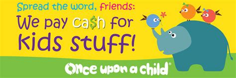 how much does once upon a child pay for swings kids clothing resale stores in mckinney tx gently used