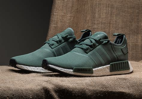 Sepatu Adidas Nmd R2 Original adidas nmd r1 trace green release date by9692 sneakernews