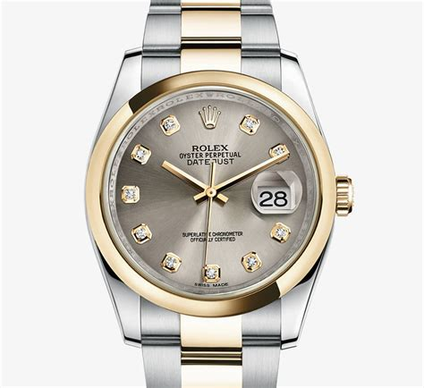 Rolex Kulit Combiyellow rolex datejust yellow rolesor combination of 904l steel and 18 ct yellow gold m116203