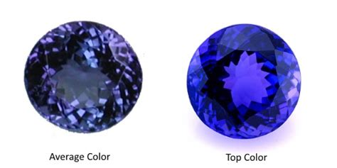 what color is tanzanite tanzanite frequently asked questions