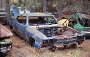 "wisconsin salvage yard ""wonderland"" of vintage parts old"