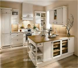 cheap melamine white kitchen cabinet manufacturer in china