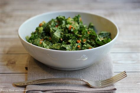 Kale Detox Diet by Kale Detox Salad Family Food And Travel