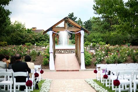 beautiful garden wedding b lovely events