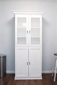 Diy Storage Cabinet Iheart Organizing Diy Storage Cabinet