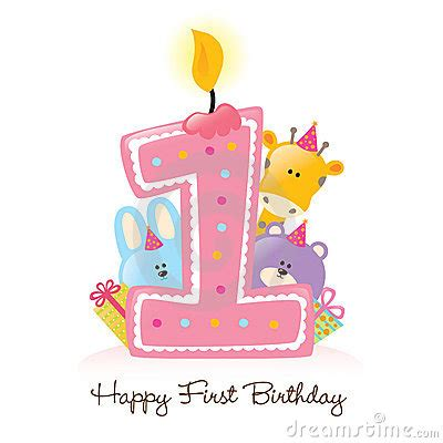 pic candle turns one today happy birthday d by piccandle happy birthday 1 year old clipart clipartxtras