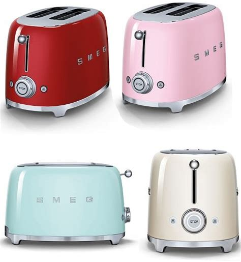 retro small appliances smeg back to the 50 s retro collection of small appliances