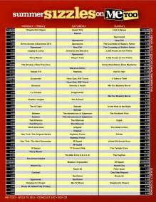 Television Schedule Image Gallery Me Tv Schedule