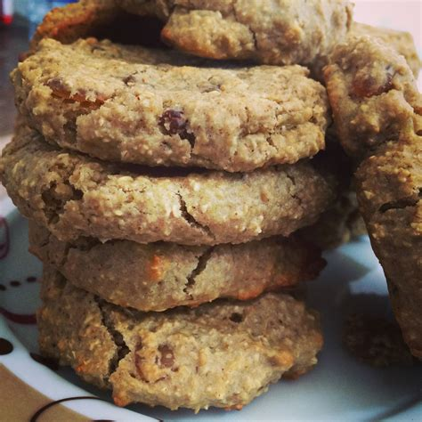 protein oatmeal cookies oat protein cookies recipe all recipes uk