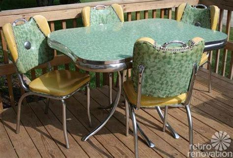 Vintage Kitchen Dining Sets Dinette Sets Retro Renovation
