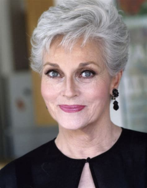 20 hottest short hairstyles for older women popular haircuts best short haircuts for older women