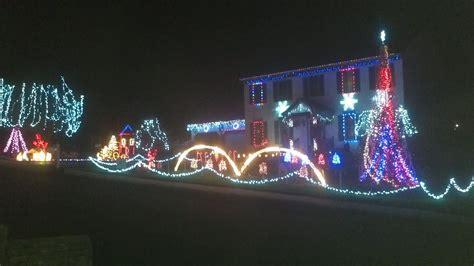york pa holiday lights light show york pa like us on meeks family christmastime