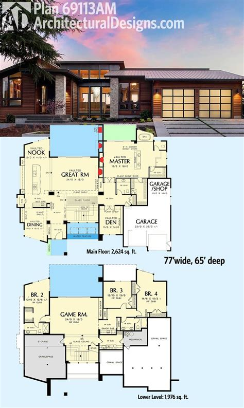 modern home design 4000 square best 25 modern house plans ideas on modern