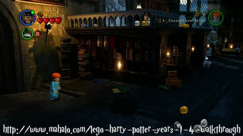 lego harry potter the restricted section lego harry potter walkthrough year one the restricted