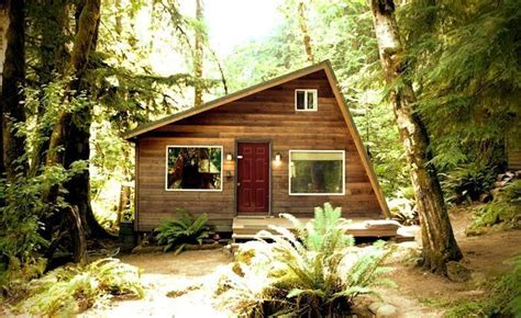Small Homes 50k 50k Gets You This 320 Square Foot Mt Index Tiny Cabin