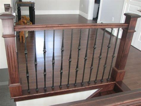 hammered spoon metal balusters scotia stairs ltd