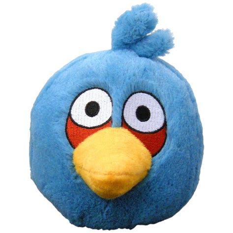 Gifts For Housewarming by Angry Birds 5 Quot Plush Blue Bird With Sound Gift Ideas