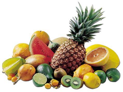 fruity v une soupe de fruits exotiques au rhum et citron