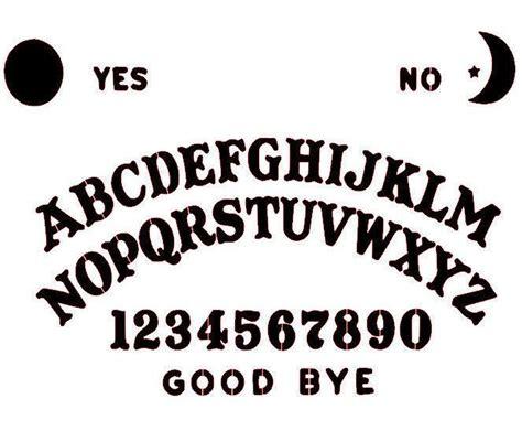 printable ouija board stencil 150 best ouijabk images on pinterest ouija typography