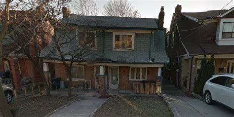 crooked house crooked house on shaw in toronto listed for 688 800
