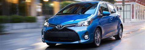 Toyota Yaris Gas Mileage 2017 Toyota Yaris Fuel Economy And Performance
