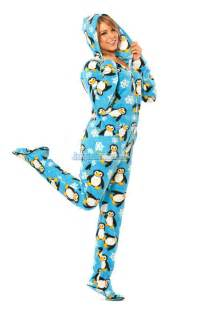 i these penguin footie pjs so adorable wear me to