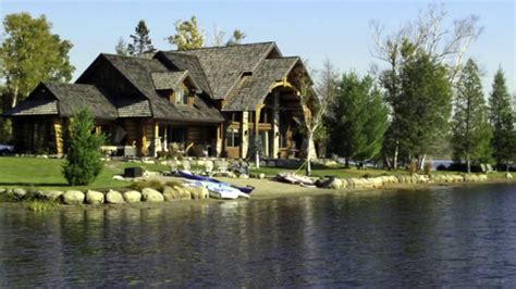 Luxury Cottage Rentals Ontario by Luxury Parry Sound Cottage For Rent 410 On Lorimer Lake