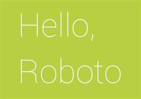 material design font roboto roboto archives droid life