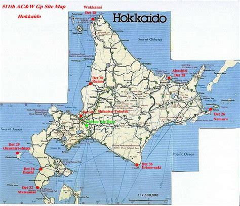 printable map hokkaido driving in hokkaido page 2 www hardwarezone com sg