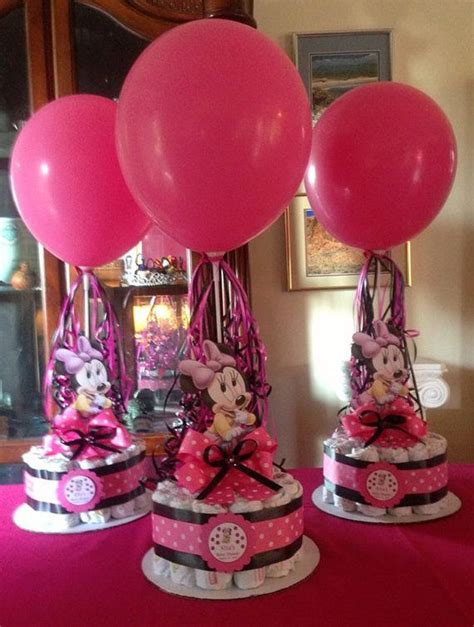 best 25 minnie mouse baby shower ideas on