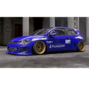 Rocket Bunny Golf 7 Kit Previewed By Pandem Before Essen