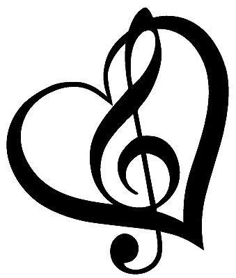 The 25 Best Music Notes Ideas On Pinterest Treble Clef Template