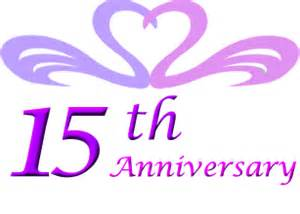 15th wedding anniversary gift ideas perfect 15th anniversary gifts