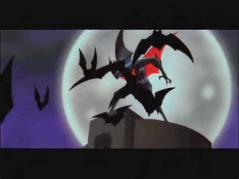 batman beyond theme song batman beyond tv series opening