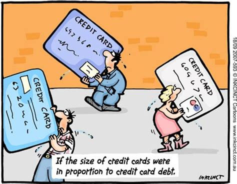 Credit Card Debt Economic Cartoons 2016 | 2007 economic business and industrial relations