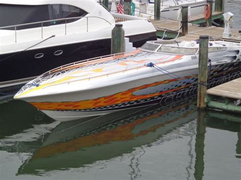 fountain offshore racing boats fountain lightning boat for sale from usa