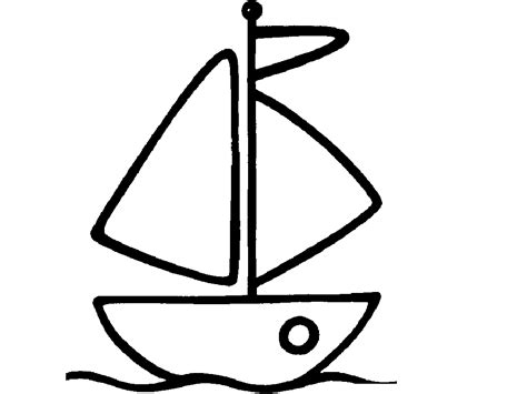Printable Boat Coloring Pages Coloring Me Boat Colouring Pages
