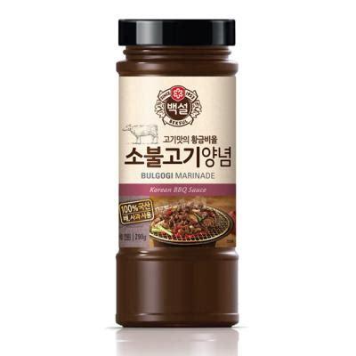 Jual Panggangan Bulgogi jual saus korean beef bulgogi marinade 228g saung organic