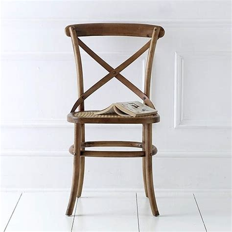 Bistro Armchair by Bistro Chair Wood