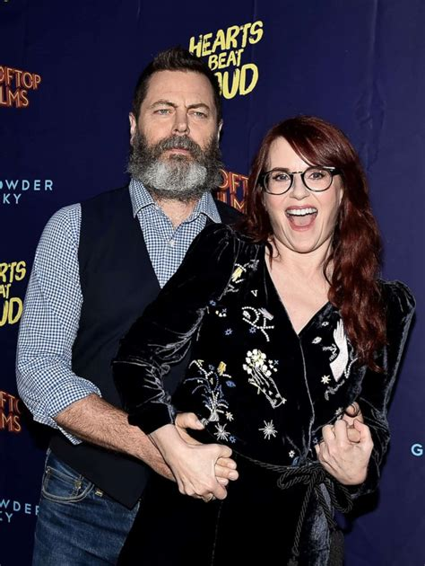 nick offerman out there relationship goals 5 ways nick offerman and megan