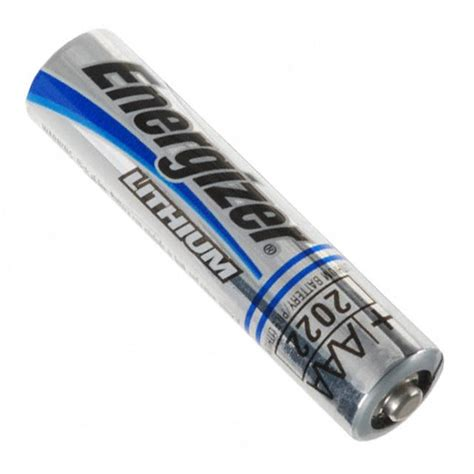 Energizer L by L92 Energizer Battery Company Battery Products Digikey