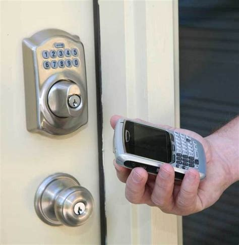 Electronic Home Door Lock by Bryan Patricks Locksmith