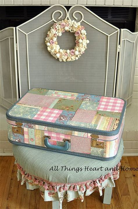 valises shabby chic and shabby on pinterest
